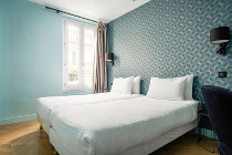 Hotel Elysee Etoile Paris Chambre twin